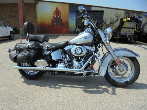 2014 Harley-Davidson Softail HERITAGE CLASSIC GRAYSILVER for sale craigslist