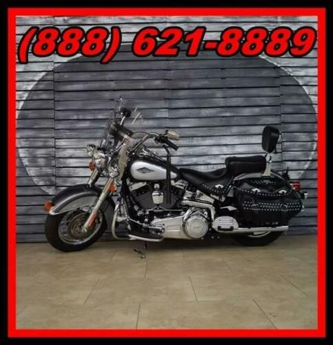2014 Harley-Davidson Softail Softail Classic Silver for sale craigslist