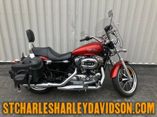 2014 Harley-Davidson Sportster XL1200T  Superlow® 1200T Candy Orange for sale