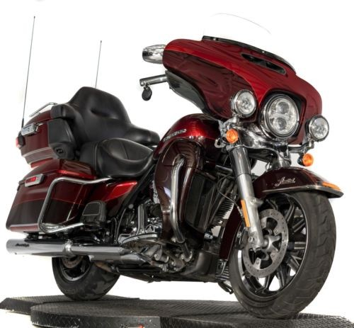2014 Harley-Davidson Touring 2-Tone Mysterious Red craigslist
