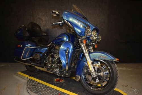 2014 Harley-Davidson Touring FLHTK - Electra Glide® Ultra Limited 692 DAYTONA BLUE for sale craigslist