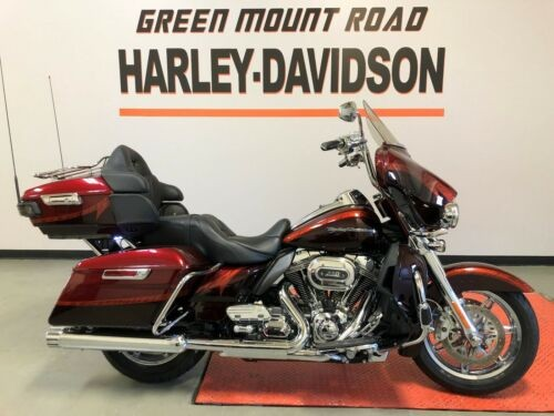 2014 Harley-Davidson Touring Burgundy Blaze/Typhoon Maroon/Dragontail Graphics for sale