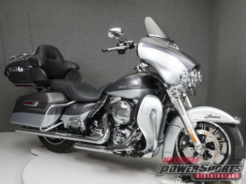 2014 Harley-Davidson Touring FLHTK ELECTRA GLIDE ULTRA LIMITED WABS CHARCOAL PEARL/BRILLIANT SILVER craigslist