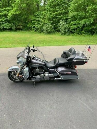 2014 Harley-Davidson Touring Charcoal/Silver for sale craigslist