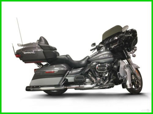 2014 Harley-Davidson Touring CALL (877) 8-RUMBLE Gray for sale