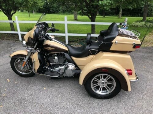2014 Harley-Davidson Touring Sierra Sand and Canyon Brown craigslist