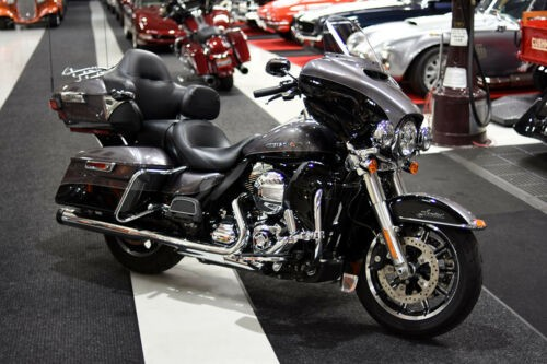 2014 Harley-Davidson Touring Silver for sale craigslist