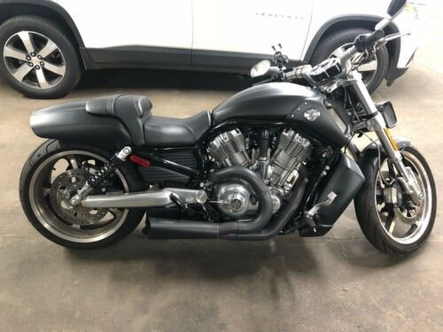 2014 Harley-Davidson Vrod Muscle Black Denim for sale