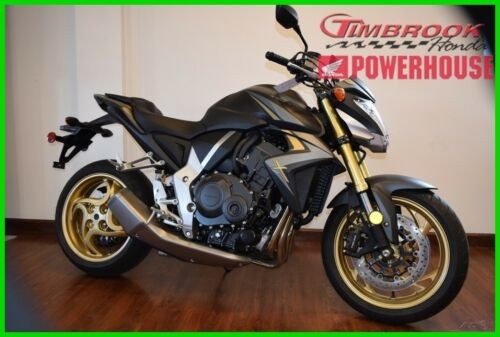 2014 Honda CB 1000R MATTE GRAY METALLIC for sale