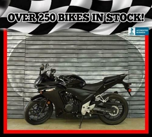2014 Honda CBR ABS Black for sale craigslist