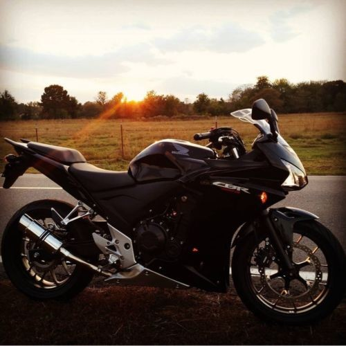2014 Honda CBR Black for sale craigslist