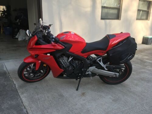 2014 Honda CBR Red for sale