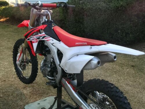 2014 Honda CRF Red for sale craigslist