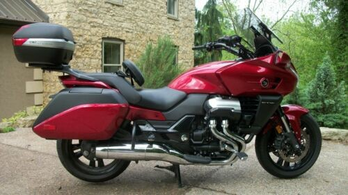 2014 Honda CTX DELUX 1300 Red for sale
