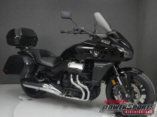 2014 Honda CTX 1300 DELUXE WABS DARKNESS BLACK for sale