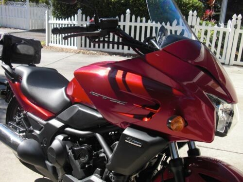 2014 Honda CTX700/A Red for sale