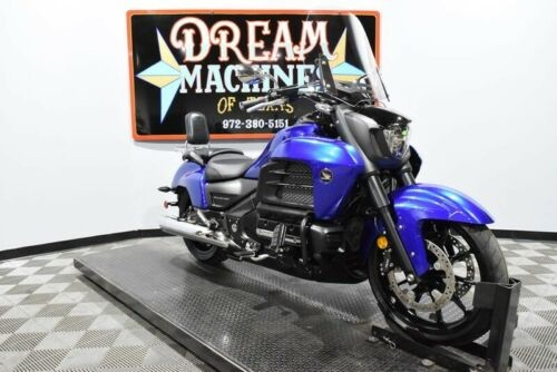 2014 Honda Gold Wing Valkyrie - GL1800C -- Blue for sale craigslist