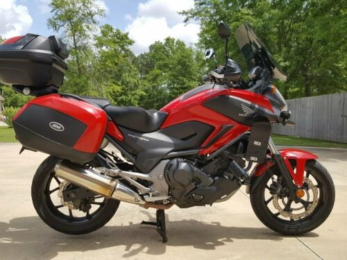 2014 Honda NC700X DCT Red for sale craigslist
