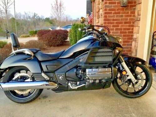 2014 Honda Valkyrie Black for sale