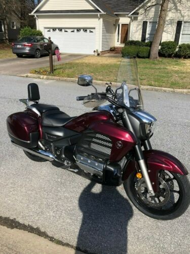 2014 Honda Valkyrie Burgundy for sale