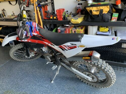 2014 Husqvarna TXC 310R for sale craigslist