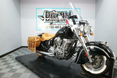 2014 Indian Chief Vintage Thunder Black -- Black for sale craigslist