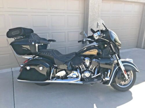 2014 Indian Chieftain Conversion Roadmaster Thunder Black for sale craigslist