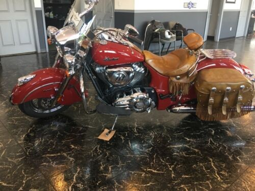 2014 Indian Indian Red for sale craigslist