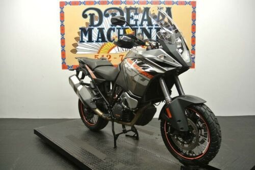 2014 KTM 1190 Adventure -- Gray for sale craigslist