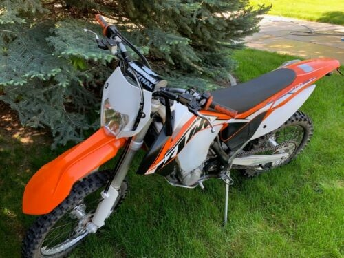 2014 KTM 500 XC-W Orange for sale craigslist