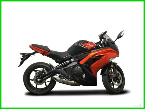 2014 Kawasaki EX650EEF NINJA 650 CALL (877) 8-RUMBLE Orange craigslist