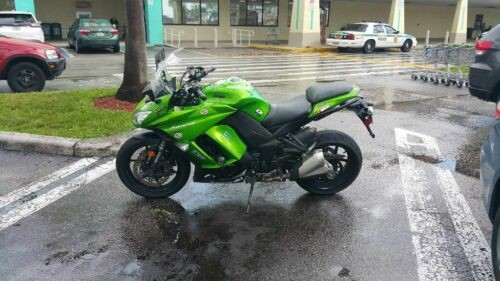 2014 Kawasaki Ninja Green for sale craigslist