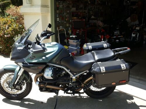 2014 Moto Guzzi Stelvio Green for sale craigslist