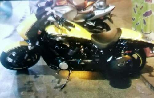 2014 Suzuki Boulevard BLACK/YELLOW for sale
