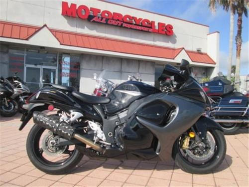 2014 Suzuki Hayabusa -- Black for sale
