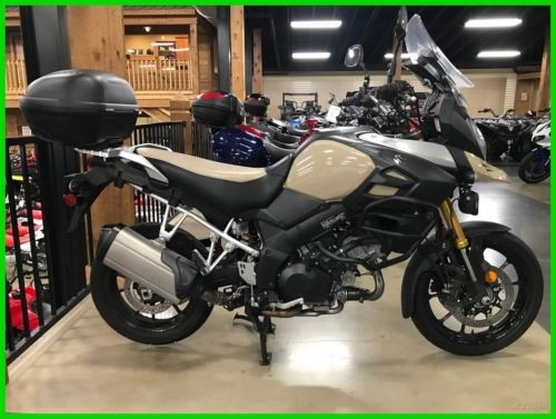 2014 Suzuki V-Strom 1000 ABS Tan for sale craigslist