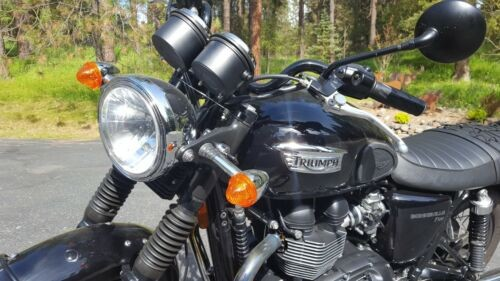2014 Triumph Bonneville Black for sale craigslist