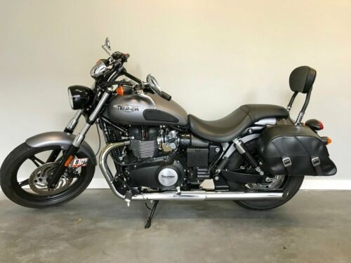 2014 Triumph Other Gray for sale