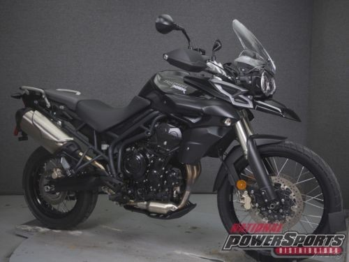 2014 Triumph TIGER 800 XC PHANTOM BLACK craigslist