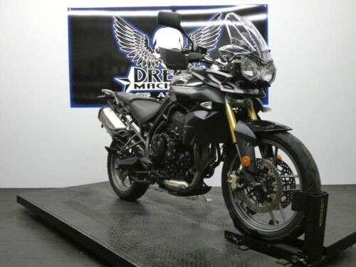 2014 Triumph Tiger 800 ABS -- Black for sale