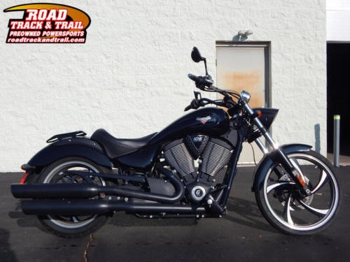 2014 Victory Vegas 8-Ball® Gloss Black -- Black for sale craigslist