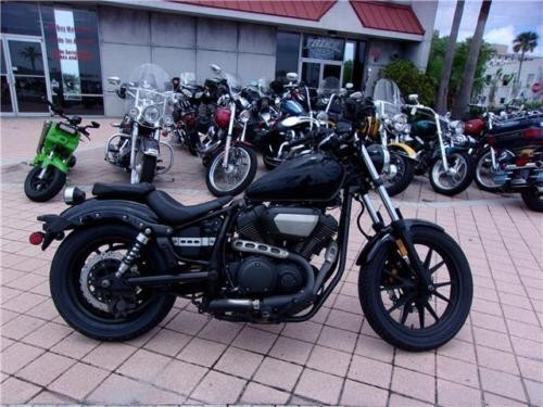 2014 Yamaha BOLT -- Black for sale craigslist