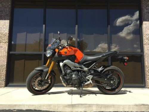 2014 Yamaha FZ Orange for sale