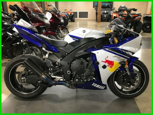2014 Yamaha YZF R1 White/Blue for sale