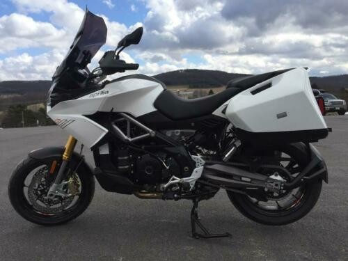 2015 Aprilia 2015 APRILIA CAPONORD TRAVEL PACK, NO FEES! White craigslist