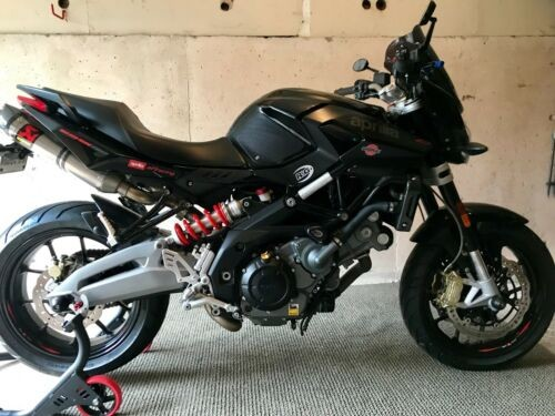 2015 Aprilia Shiver 750 Black for sale