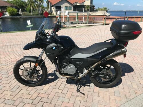 2015 BMW G650GS for sale