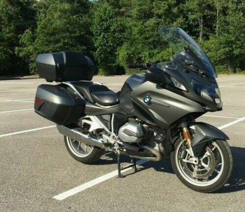 2015 BMW R-Series Callisto Gray Metallic Matte for sale