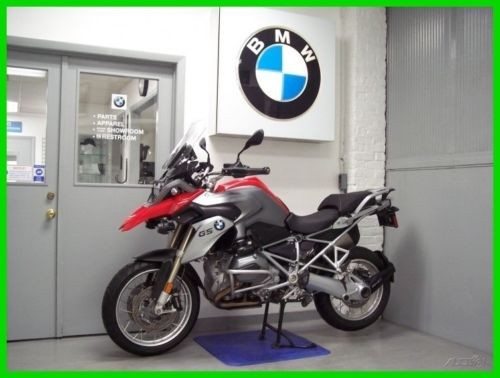 2015 BMW R-Series 1200 GS Red for sale