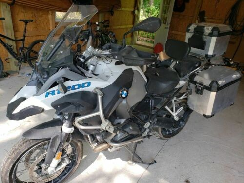 2015 BMW R-Series White for sale craigslist